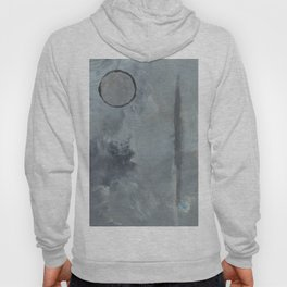 Moon And Mountains Hoody