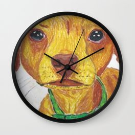 Show me the bacon Wall Clock