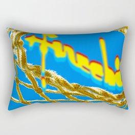 Balling Rectangular Pillow