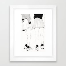 We Don't Talk About That Framed Art Print