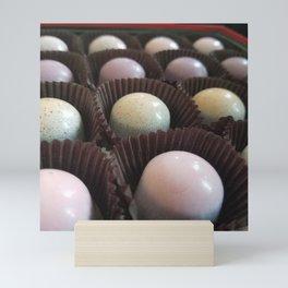 Life of Chocolate 2 Mini Art Print
