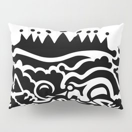 Fills Doodle Pillow Sham