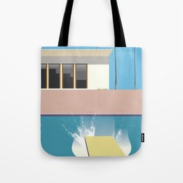 Swimming Pool, Tote Bag