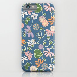 Summer with Hilma iPhone Case