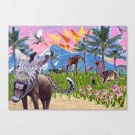 Wonderful Place Canvas Print