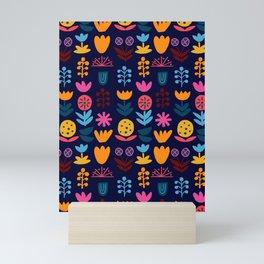 Malmo Blooms Mini Art Print