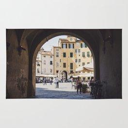 Tuscan Piazza Rug