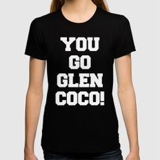 Mean Girls #2 – Glen Coco Black MEDIUM Womens Fitted Tee