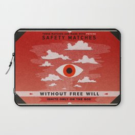Safety Matches: Psyche Laptop Sleeve