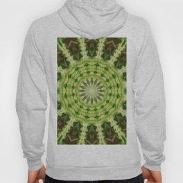Seamless Web Mandala Hoody
