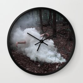 I ain't afraid of no ghost Wall Clock
