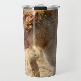 Bloody Lioness Travel Mug
