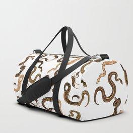 Plenty of Pythons - Light Duffle Bag