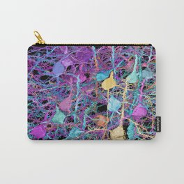 Cortical Brain Neurons by Kfay Carry-All Pouch
