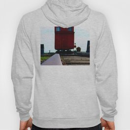 The track and the Train Hoody