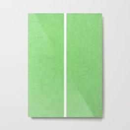 Line 2 Metal Print