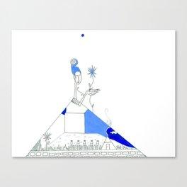 paper_3 Canvas Print