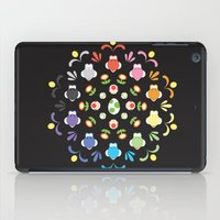 yoshi iPad Cases featuring Yoshi Prism by Ashley Hay
