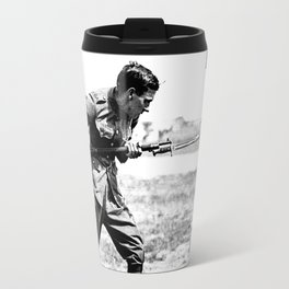 Bayonet Fighting Instruction Travel Mug