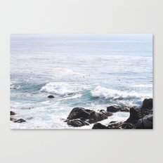 Ocean of Blue Canvas Print