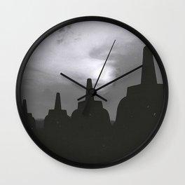 Borobudur Wall Clock