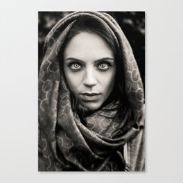 G Canvas Print