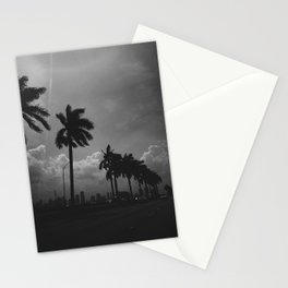 MacArthur Causeway Miami Stationery Cards