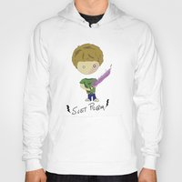 scott pilgrim Hoodies featuring Scott Pilgrim by Deep Search