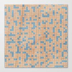antidote pattern Canvas Print