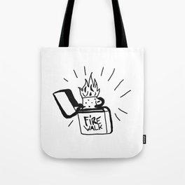 Fire Walk 2 - Cosplay Tote Bag