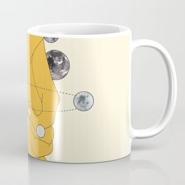 Everything Revolves Around Us Coffee Mug