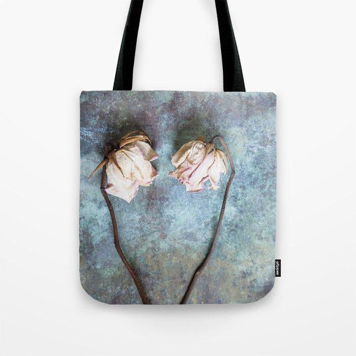 Heart of Roses II Tote Bag