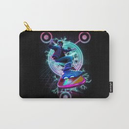 Hoverboard to the Future Carry-All Pouch