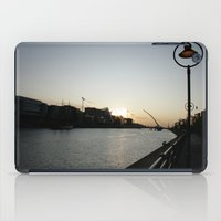 dublin iPad Cases featuring Dublin Dawn by John Morris