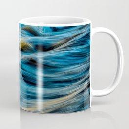 Fascinating waves of the sea Coffee Mug
