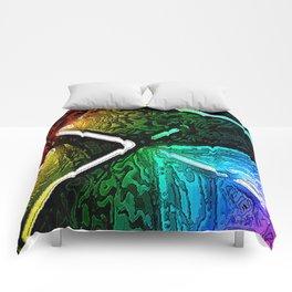 Craquelure Comforters