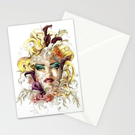 Vénéneuse Stationery Cards