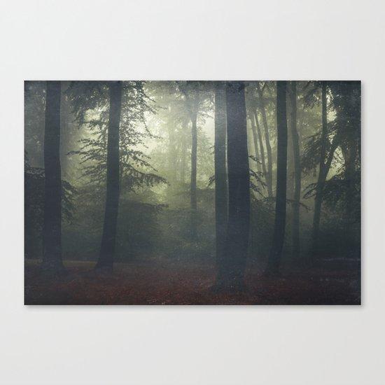 Déjà Vu Canvas Print