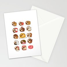 Puglie Food Collection 2 Stationery Cards