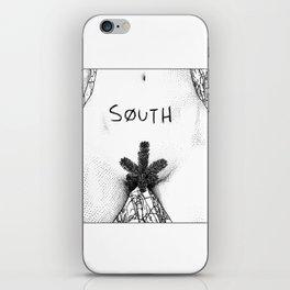 asc 419 - Le jeu de piste (The treasure hunt) iPhone Skin