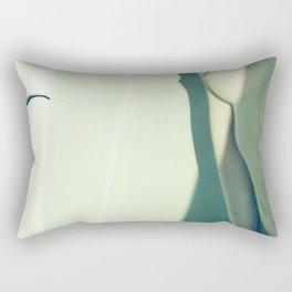 locked Rectangular Pillow
