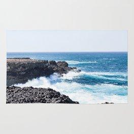 Crashing Surf Rug