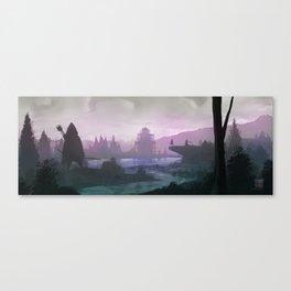 Archers Canvas Print