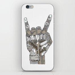 Mech-Rock iPhone Skin