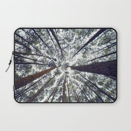 Light Through the Trees Laptop Sleeve
