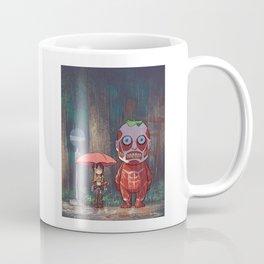 My Neighbor Titan Coffee Mug
