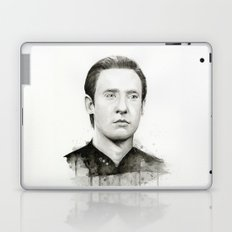 Data TNG Portrait Laptop & iPad Skin