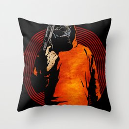 Keep Your Eye On The Prize Throw Pillow