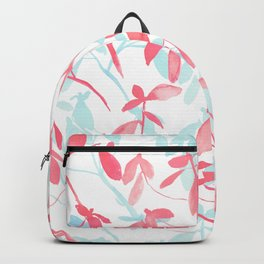 Premonition (Coral Mint) Backpack