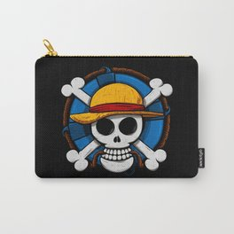 On pirate Carry-All Pouch